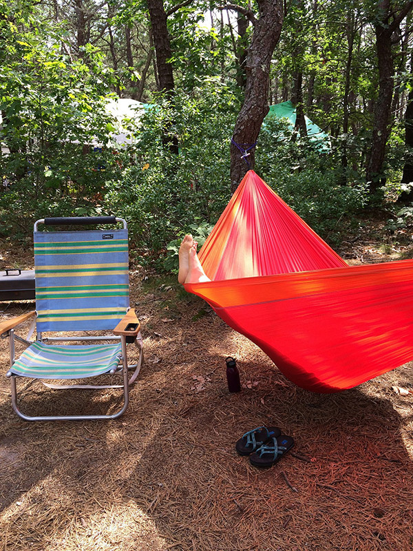Hammock Expert Shares The Art Of Hanging Out