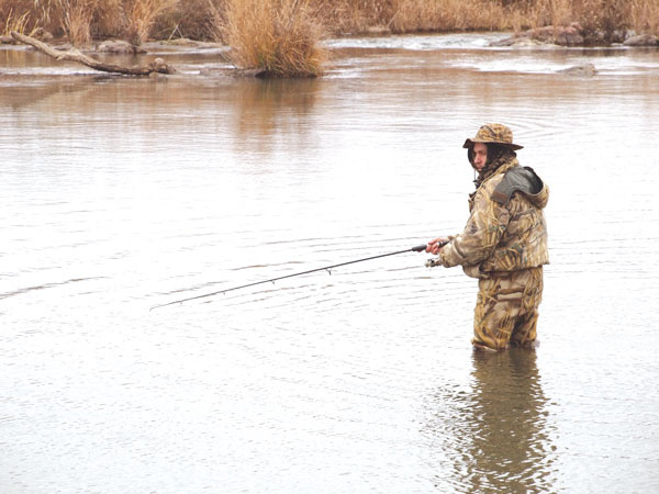 Llano and Blanco rivers stocked with rainbow trout