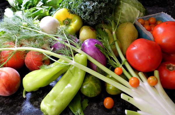Farmers Market At Crownover Feed Is Still Open For Business