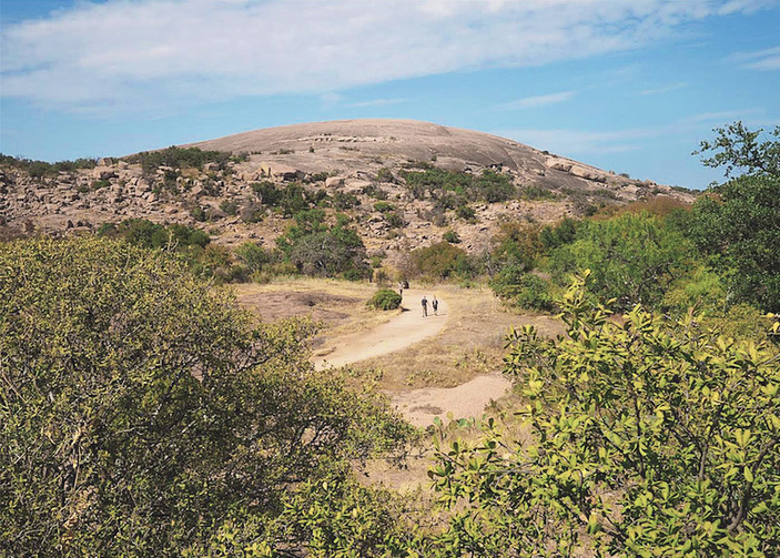 Enchanted Rock Fredericksburg