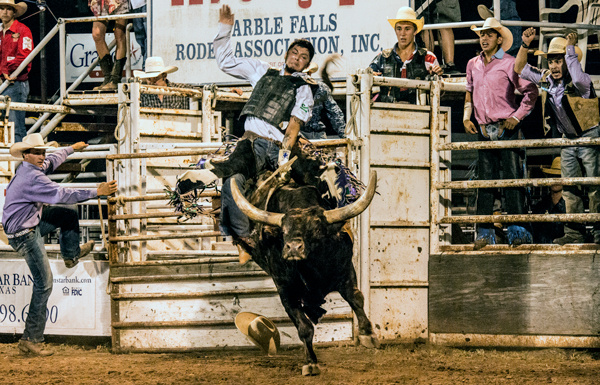 Marble Falls Open/Pro Rodeo
