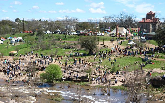 Llano Earth Art Festival
