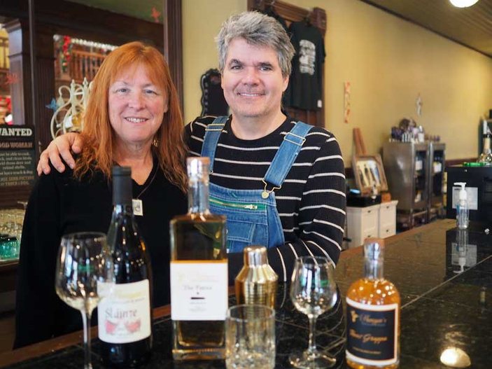 Flanigan's Winery and Distillery