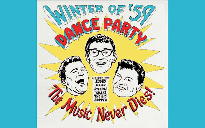 Winter of '59 Dance Party at Globe Theatre