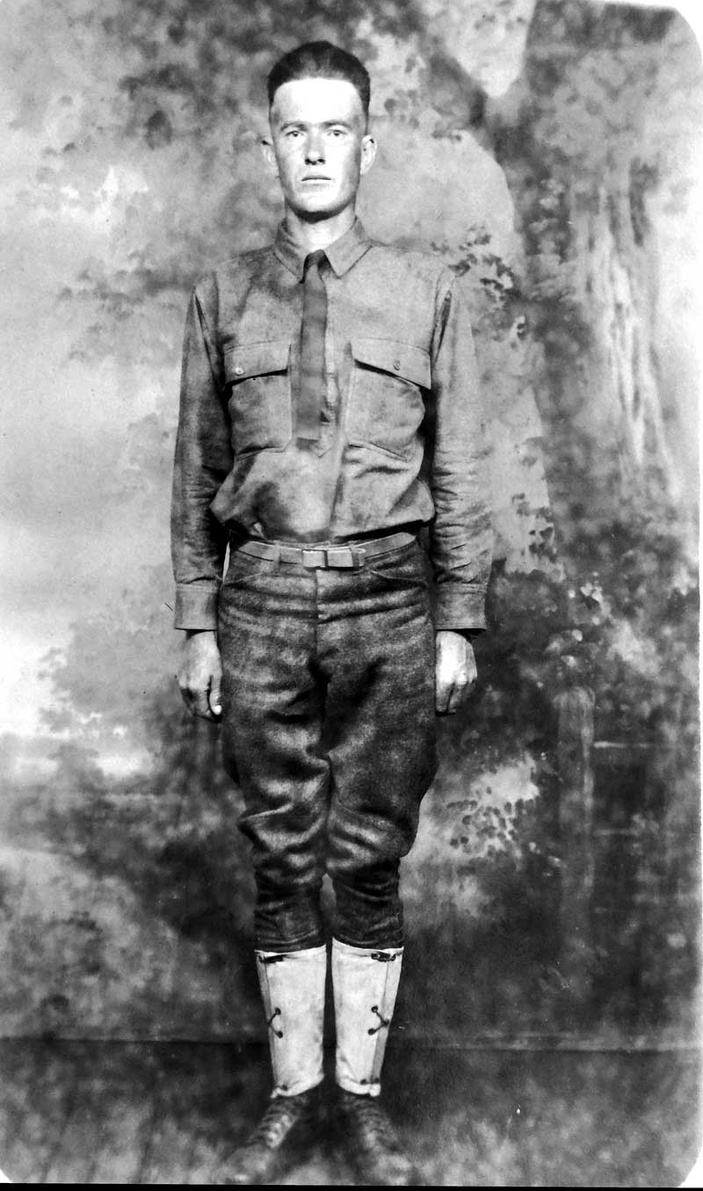 U.S. Army Corp. Harry Haskell Hale