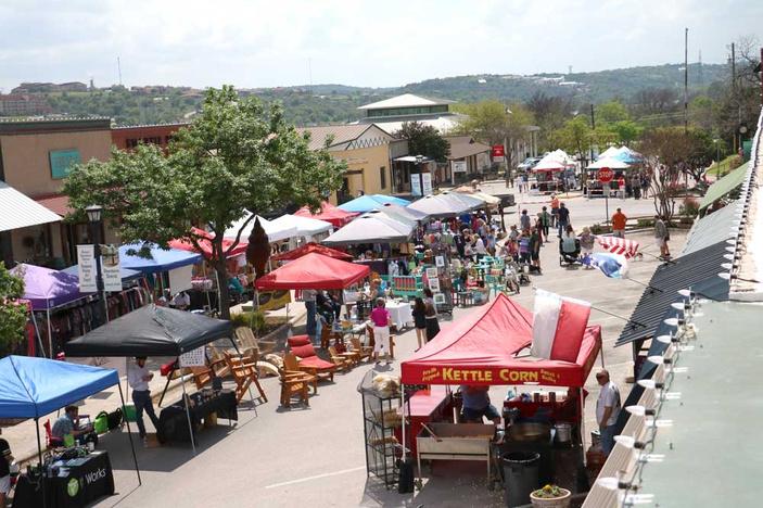 Christmas Market on Main