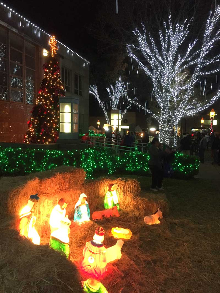 Burnet Christmas on the Square