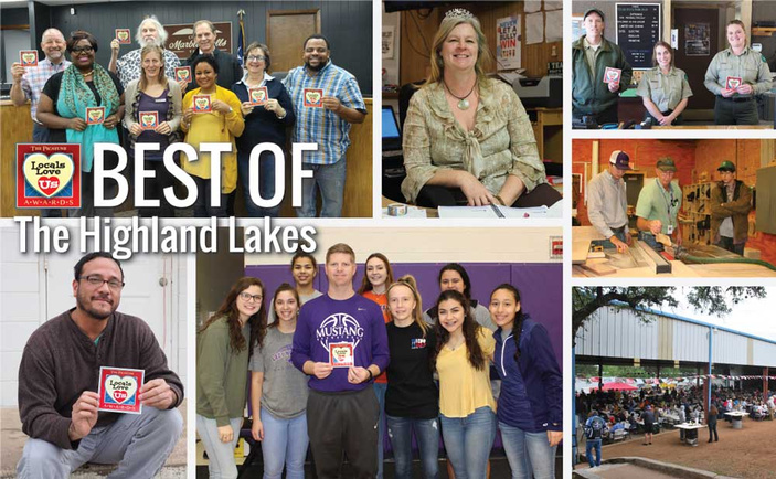 Best of the Highland Lakes
