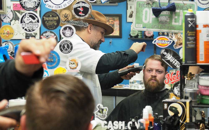 Vinnie Todd's Cut & Shave