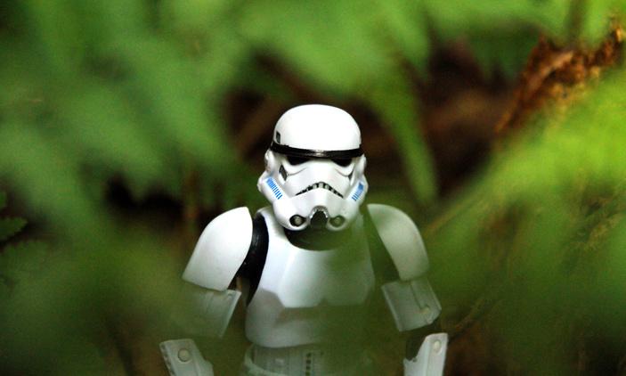 Star Wars Month at Inks Lake State Park