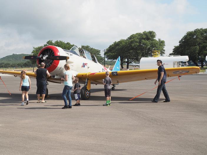 Open Hangar Day in Burnet