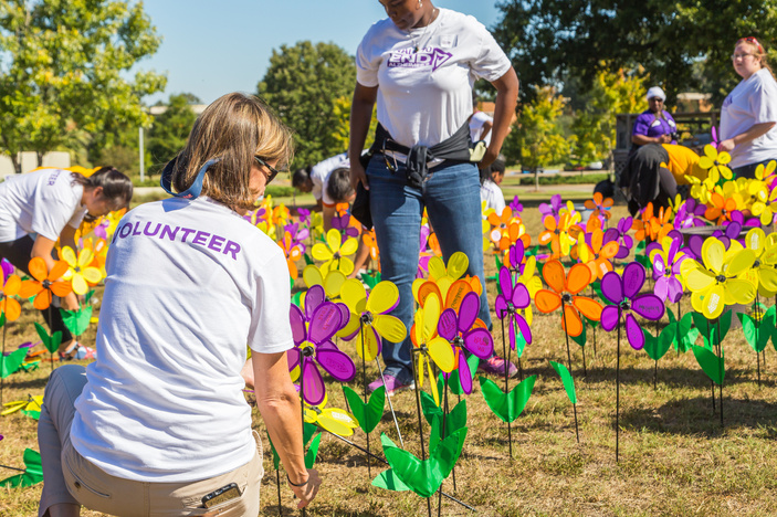how to volunteer in the highland lakes