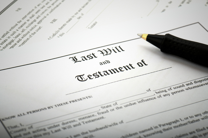 last will and testament in texas