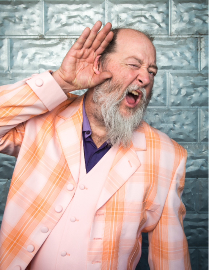Kevin Russell and Shinyribs