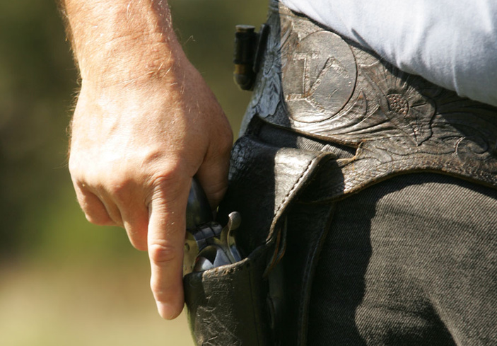 Burnet Gunfighters
