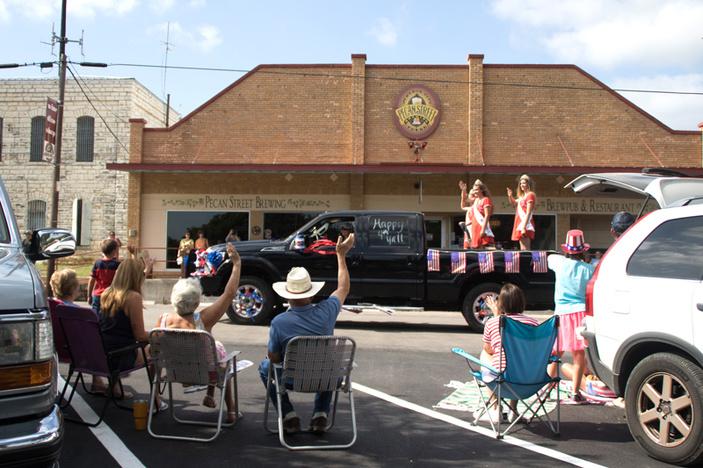 Johnson City, Texas