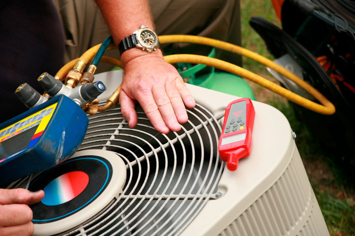 air conditioner repair tips in the highland lakes