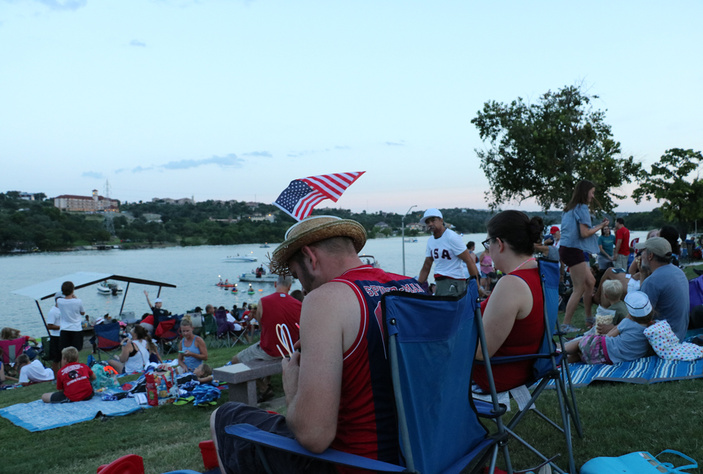 Marble Falls Community Fireworks