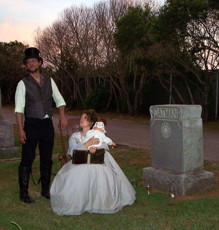 Llano Historical Cemetery Tour
