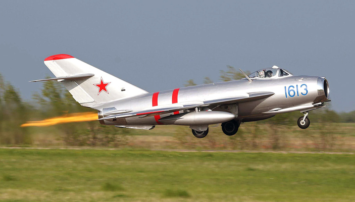 Red Stripe MiG