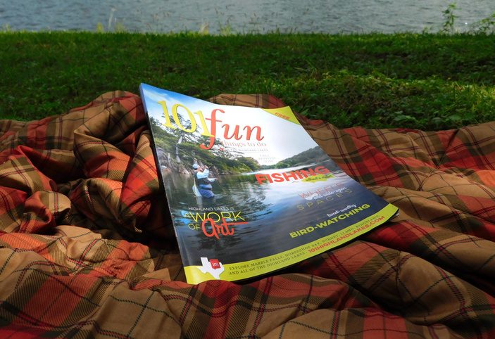 101 Fun Things to do in the Highland Lakes