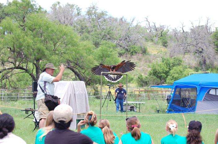 Balcones Canyonlands National Wildlife Refuge Roundup