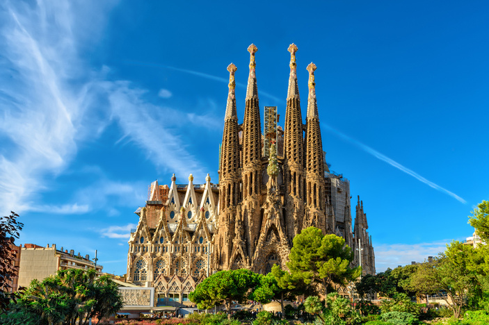 Temple of the Sagrada Família