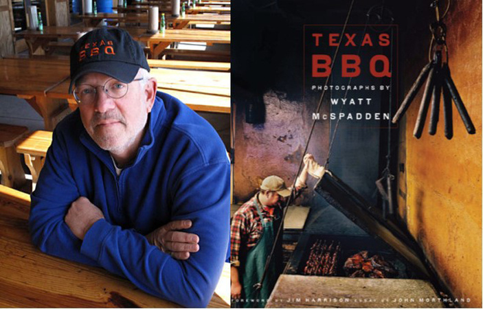 Texas BBQ by Wyatt McSpadden