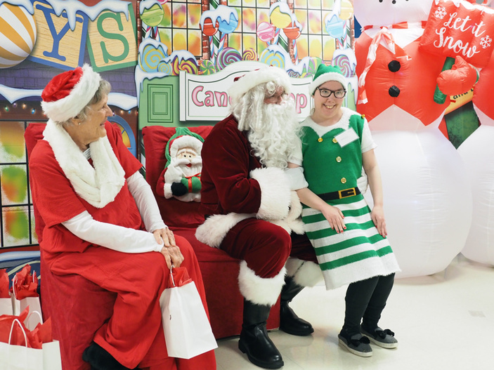 Highland Lakes Special Needs Christmas Party