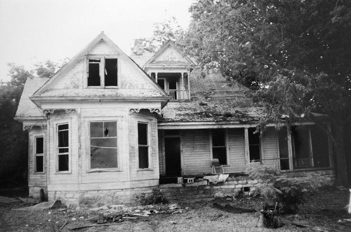 Texas Chainsaw Massacre House