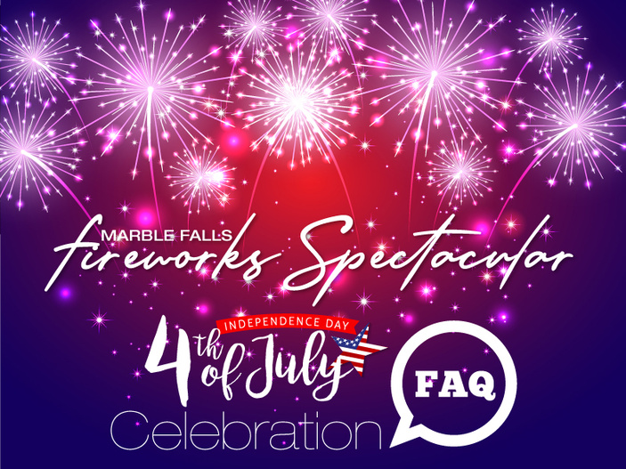 Marble Falls Fireworks Spectacular