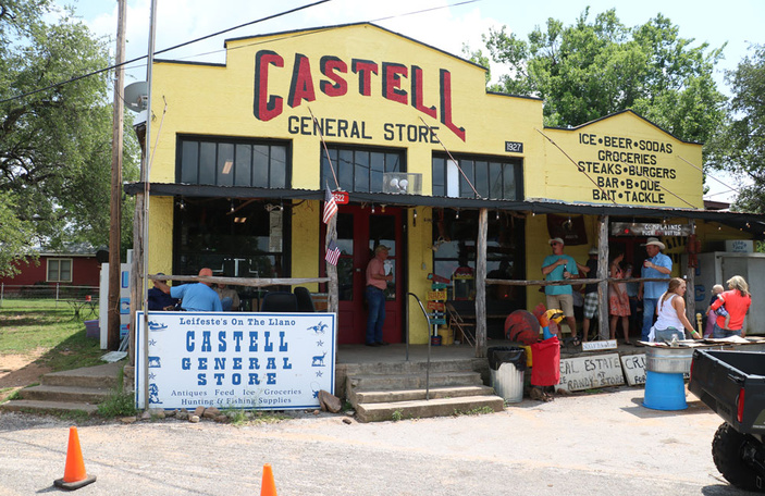 Castell General Store
