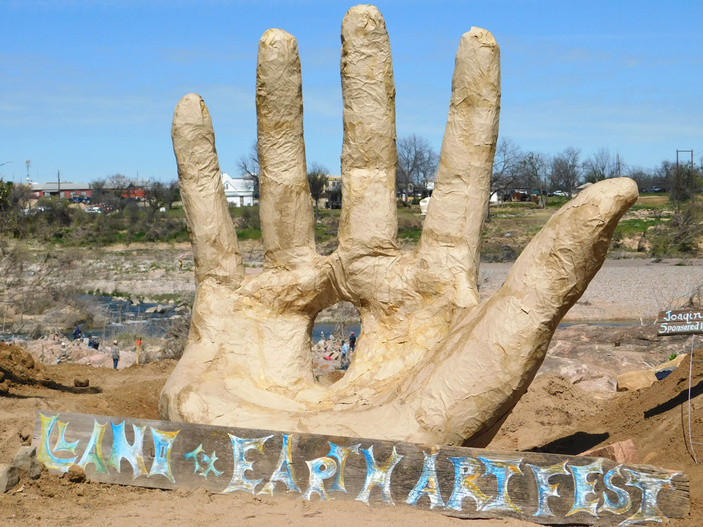 Llano Earth Art Fest