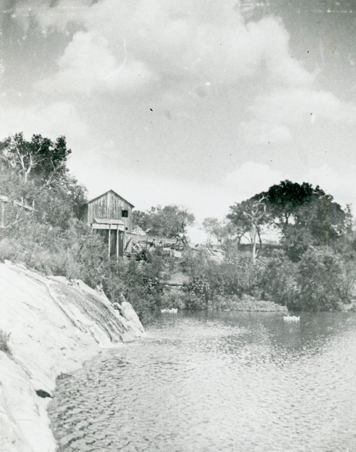 Mormon Mill