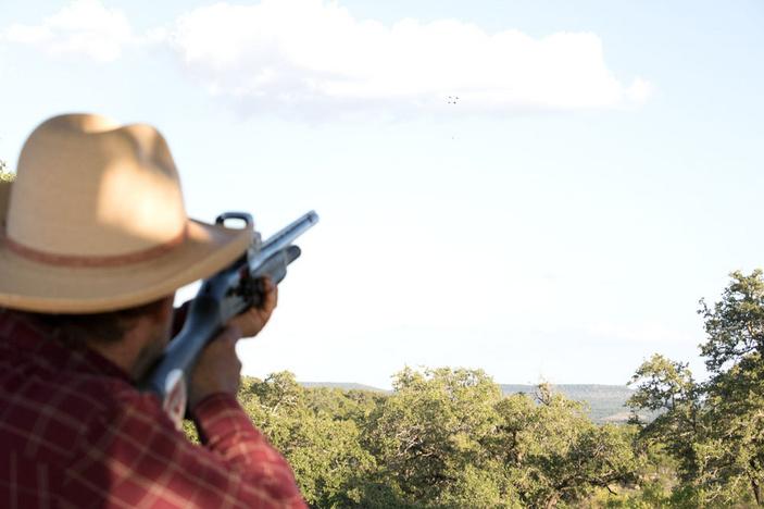 Highland Lakes shooting ranges