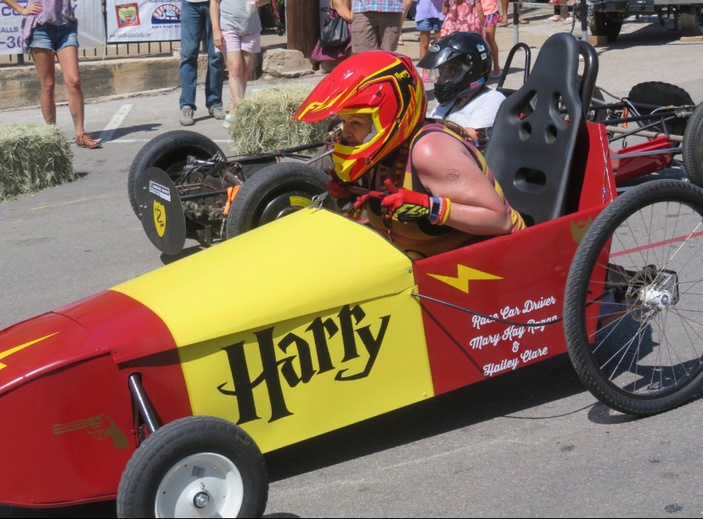 Downtown Derby in Marble Falls on Oct. 30-31