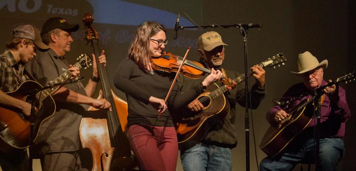 Llano Fiddle Fest