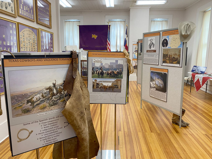 'History of the Vaqueros' at Falls on the Colorado