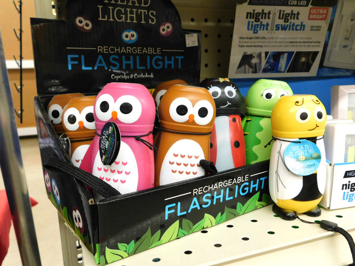 Flashlights at Ford and Crew Home and Hardware