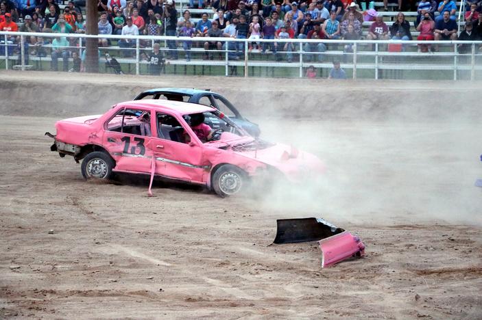 Burnet Demolition Derby