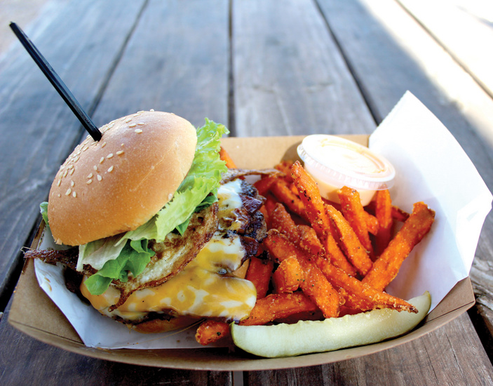 Local Eats in Marble Falls