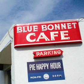 Blue Bonnet Cafe Marble Falls