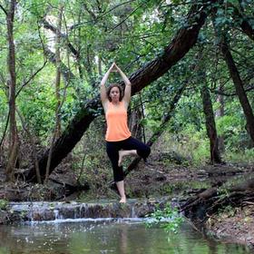 Yoga therapist Celice Goad