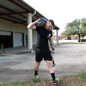 'Oscar Mike' Endurance Race