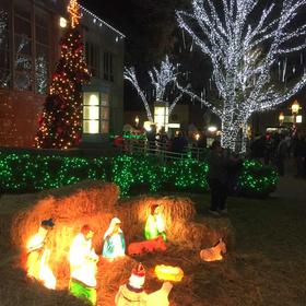 Burnet Christmas on the Square