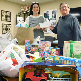The Picayune/KBEY Toy Drive