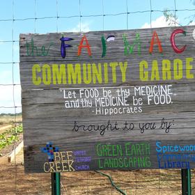 Spicewood Community Garden