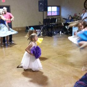 Weakday Ministries' God A Dance