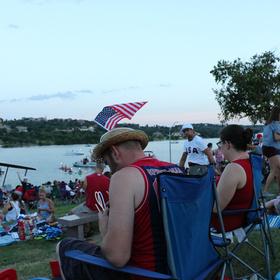 Marble Falls Community Fireworks