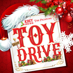 The Picayune and KBEY Toy Drive